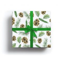 Christmas Lux Gift Wrap